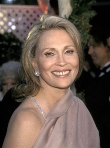 Faye Dunaway 70th Oscar Awards